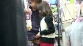 鈴村あいりの逆ナン着衣セックス画像_29