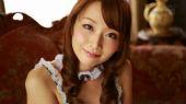 乃々果花のメイド服セックス画像_01