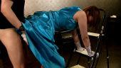 サテン服で着衣ハメ_64