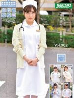 人妻看護婦と不倫性交。Vol.002